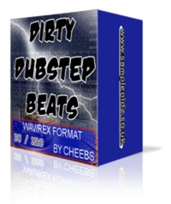 Product picture Dirty Dubstep Beats -Loops and samples