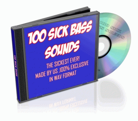 Product picture SICK BASS SOUNDS 100